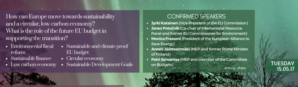Sustainability in Europe