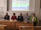 WCERE session urges new policy measures to promote circular economy