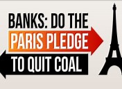 Banks: do the Paris Pledge