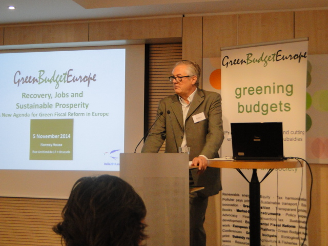 Annual Conference: A New Agenda for Green Fiscal Reform in Europe